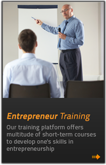 Entrepreneur Training